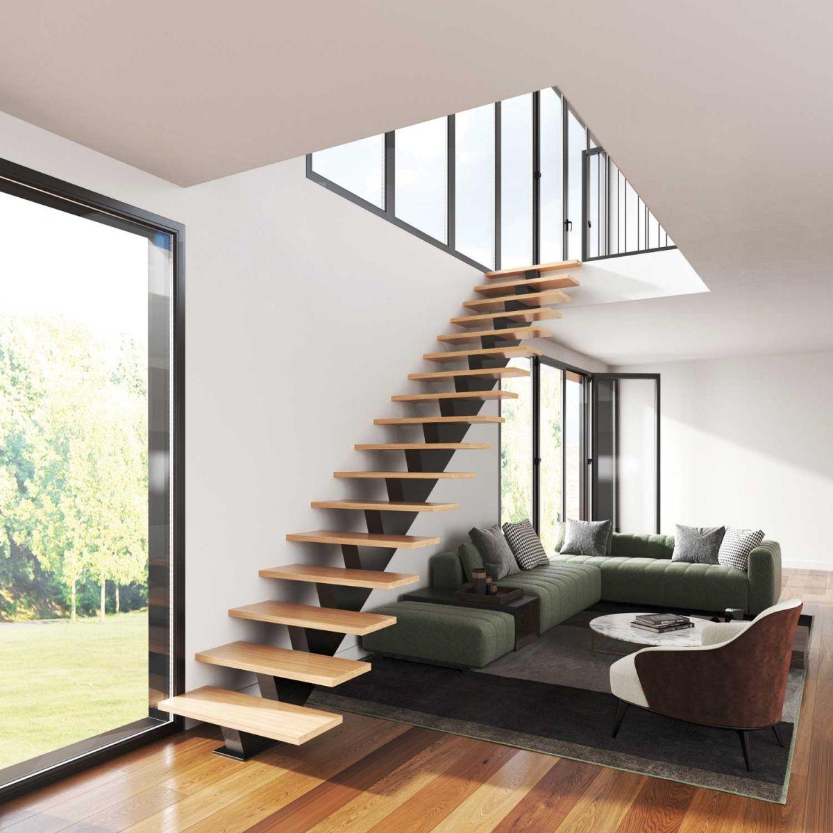 Tous les modèles d\'escalier SIMBA | Simba Escalier ...