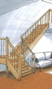 Escalier symba modèle Origin